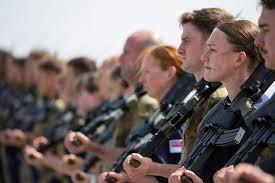 Women- Marine X2